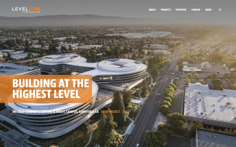 Good Construction Website Design